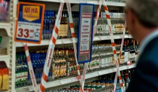 В Ижевске 1 сентября не будут продавать алкоголь