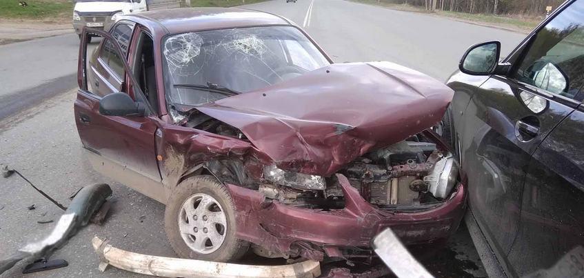 Четыре человека пострадали в массовом ДТП на Воткинском шоссе в Ижевске