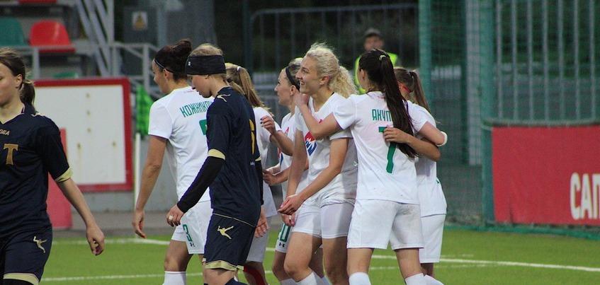 Женское футбольное «Торпедо» крупно проиграло в Москве