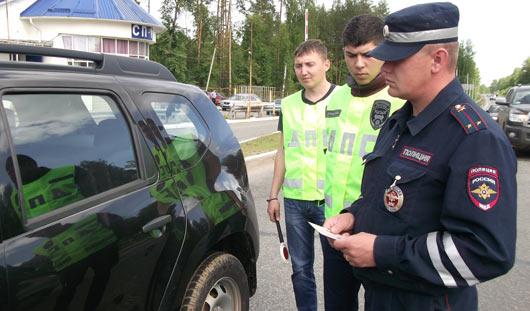 В выходные увеличится количество нарядов ДПС в Ижевске