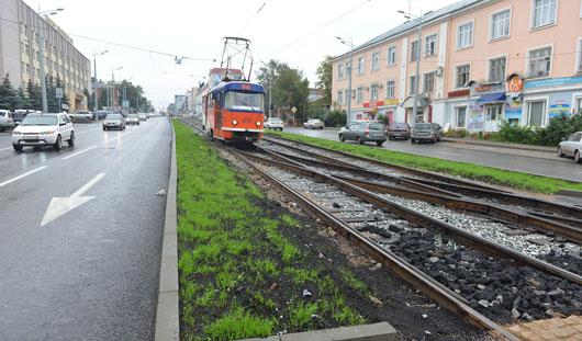 В Ижевске прошел месяц с открытия обновленной улицы Карла Маркса