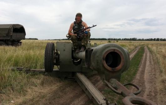 Компьютерщик из Ижевска добровольцем уехал на Украину