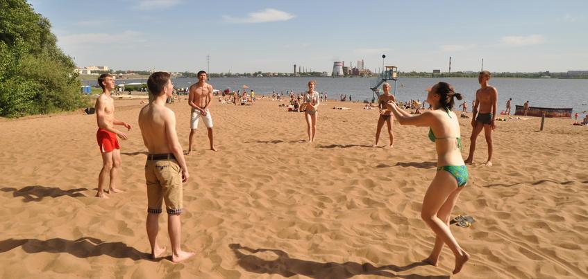 Есть вопрос: когда в Ижевске откроют городской пляж?