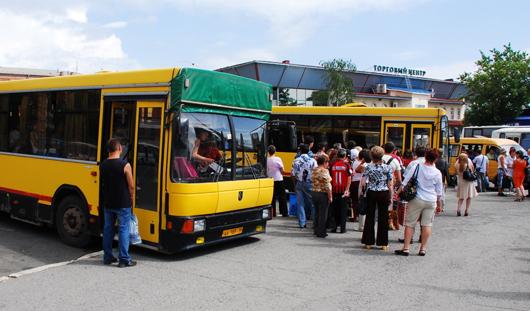 В Ижевске с Центрального автовокзала эвакуировали людей