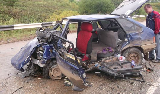 Еще один участник аварии на объездной дороге Воткинска скончался