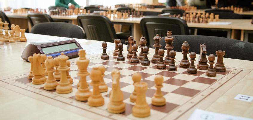 Два финала Кубка Удмуртии по шахматам прошли в Ижевске в честь дня рождения Корпорации «Центр»