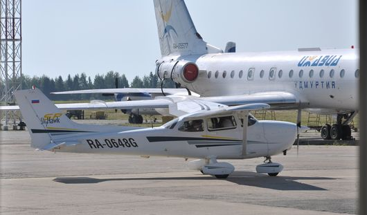 Из Ижевска в Саратов можно будет попасть на самолете