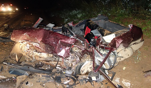В Удмуртии в аварии погибли два человека
