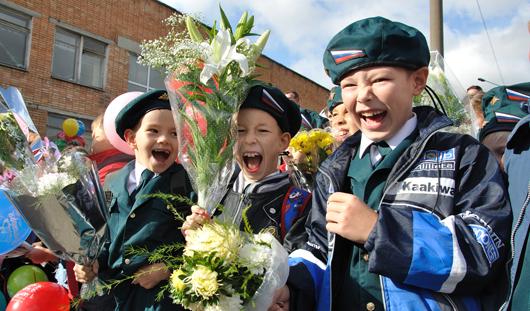 Какие цветы подарят ижевчане учителям 1 сентября