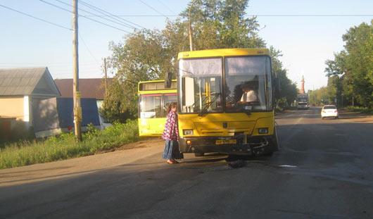 В больнице скончалась кондуктор ижевского автобуса, которая пострадала в ДТП