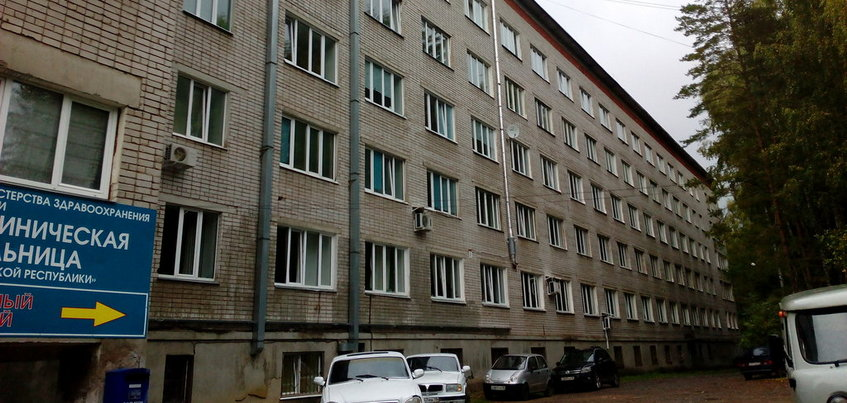 Корпус тубдиспансера в Ижевске построят почти за 1 млрд рублей