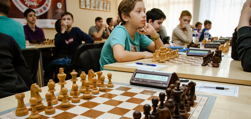 Игра началась: в Ижевске стартует этап Кубка России по шахматам