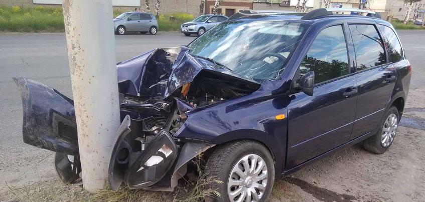 Два пенсионера пострадали по вине водителя без прав в Ижевске