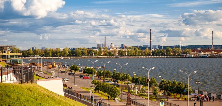 Погода в Ижевске: потепление до +26°С и небольшие дожди