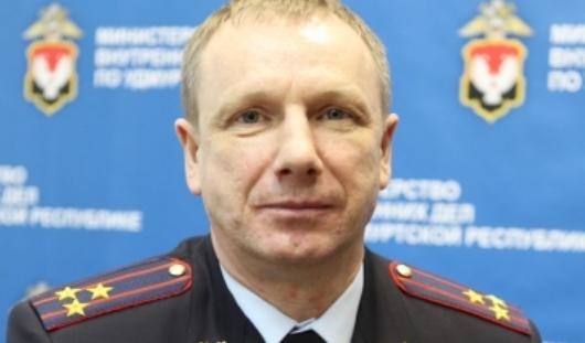 Заместителем министра внутренних дел по Удмуртии назначен полковник полиции