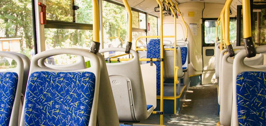 9-летний мальчик получил ожоги в салоне автобуса в Ижевске