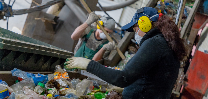 Удмуртия рассчитывает на 864 млн руб. для модернизации полигона и строительства мусоросортировочных станций
