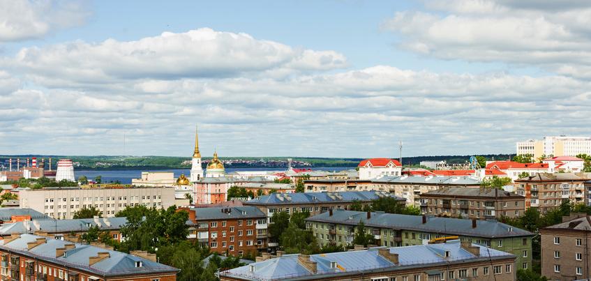 Погода в Ижевске: жара под +30°С и небольшие дожди
