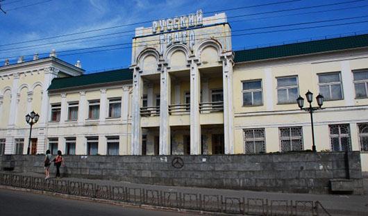 Строить автовокзал на месте бывшего драмтеатра в Ижевске не будут