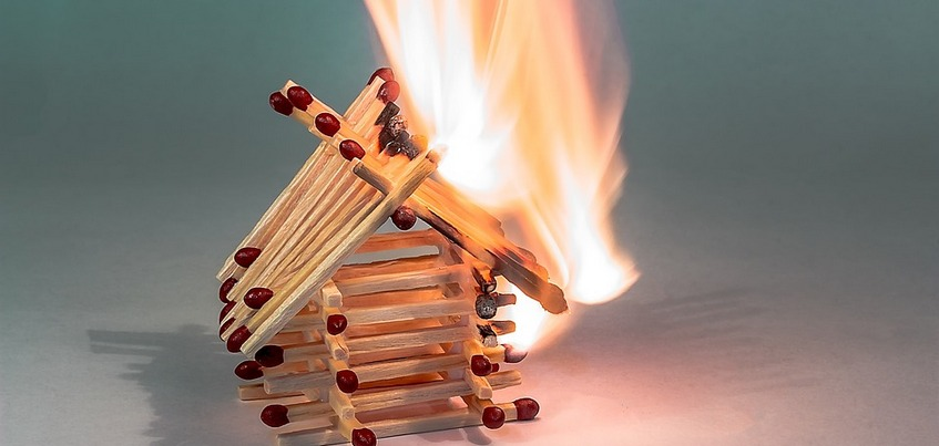 Два брата погибли при пожаре в Удмуртии