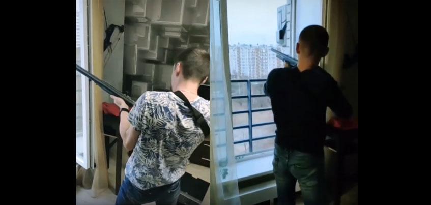 Суд приговорил ижевского стрелка к штрафу