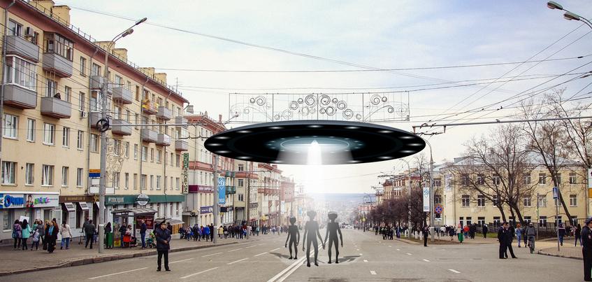 День НЛО в Ижевске: какие «инопланетные» корабли видели в небе над городом?