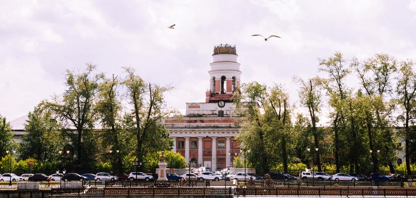 Проект реконструкции оружейного завода в Ижевске может попасть в федеральную программу в 2021-22 годах