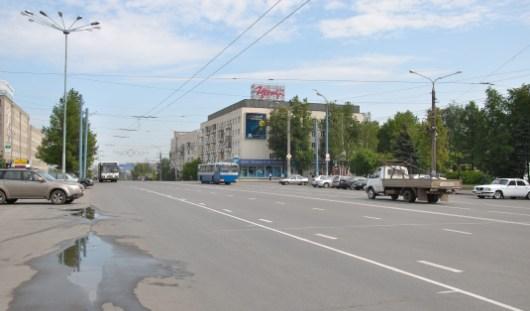 4 сентября в Ижевске закроют для движения транспорта улицу Пушкинскую