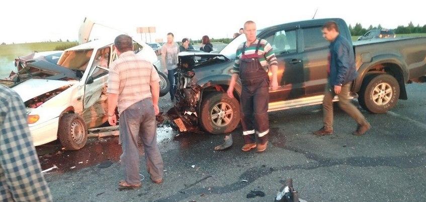 Два человека погибли в ДТП на объездной дороге Ижевска