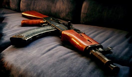 В Америке раскупили все ижевские автоматы АК-47