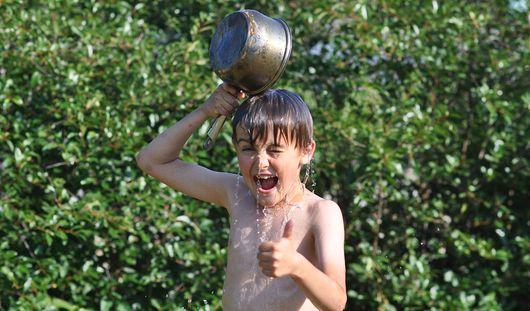 Каким было уходящее лето-2014 в Удмуртии