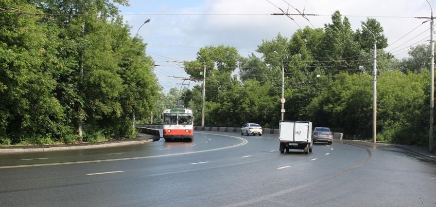 Какие улицы уже отремонтировали в Ижевске