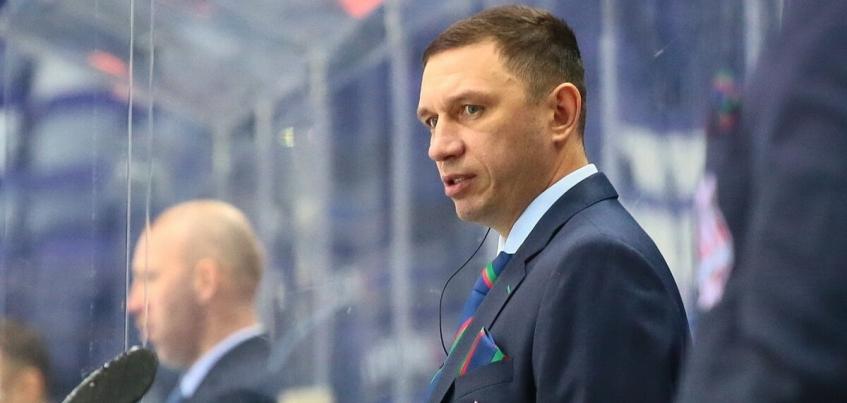 Отец фигуристки из Ижевска Алины Загитовой стал главным тренером хоккейной команды «Ирбис»