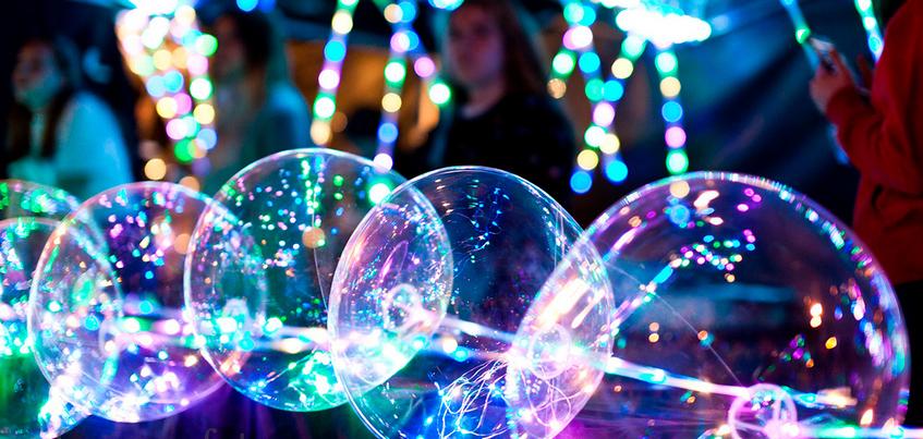 Музыка, краски, волшебные шары: фестивальный марафон пройдет в Ижевске