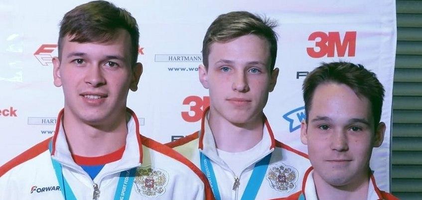 Юниор из Удмуртии завоевал две медали Кубка мира по стрельбе