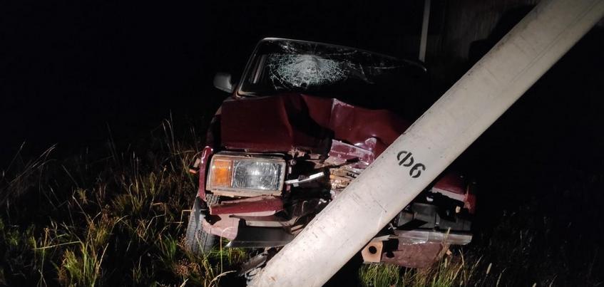 Три человека пострадали в «пьяной» аварии в Удмуртии