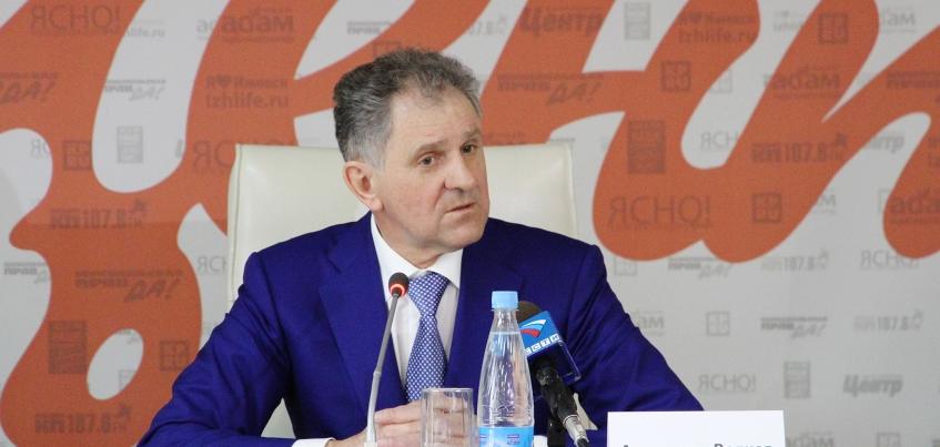 Скверу в Брянске могут присвоить имя первого президента Удмуртии Александра Волкова