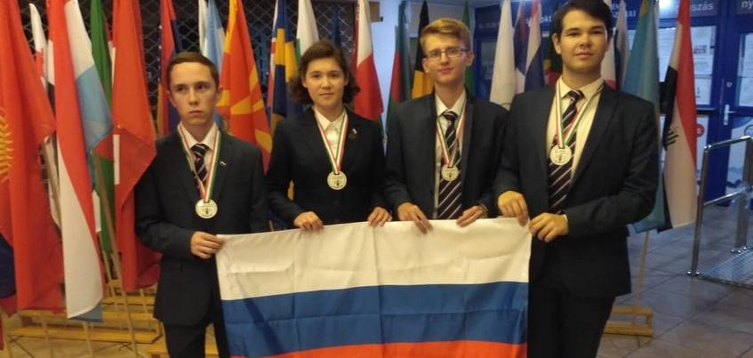 Школьник из Ижевска завоевал серебро на Международной олимпиаде по биологии