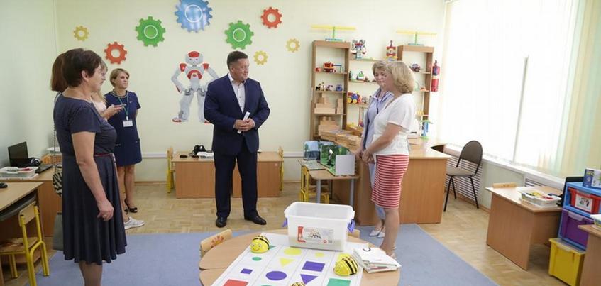 Детский сад № 63 приняли после ремонта в Ижевске