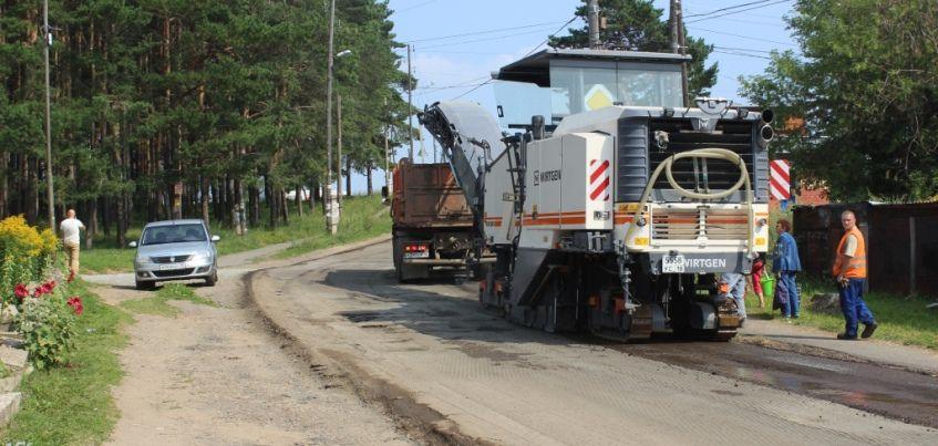 Ремонт улицы Фурманова начался в Ижевске