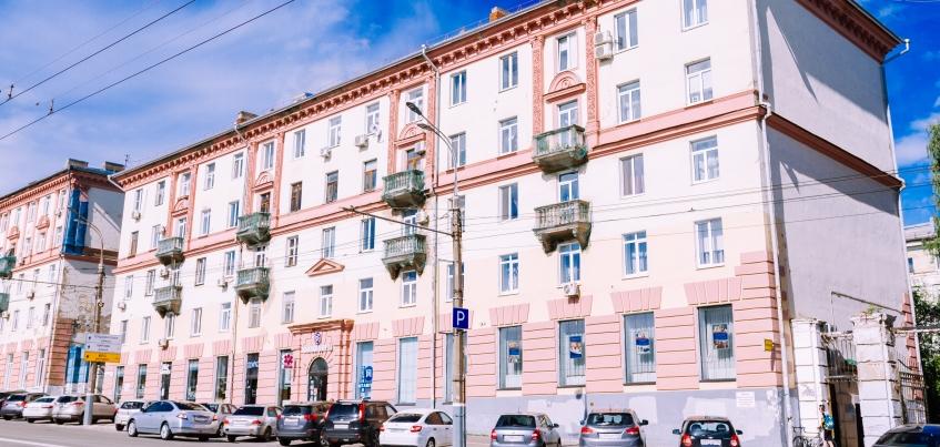 Фасады трех домов отремонтируют в Ижевске к 100-летию Михаила Калашникова