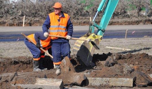В Ижевске расширят дорогу около «Ленты» и оборудуют три новых «зебры»