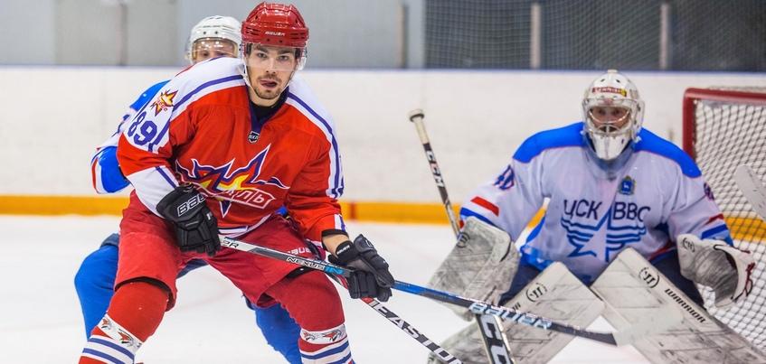 Хоккейная «Ижсталь» стала последней на домашнем турнире