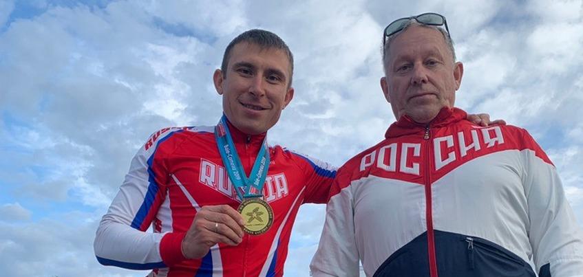 Паравелогонщик из Удмуртии стал обладателем Кубка мира