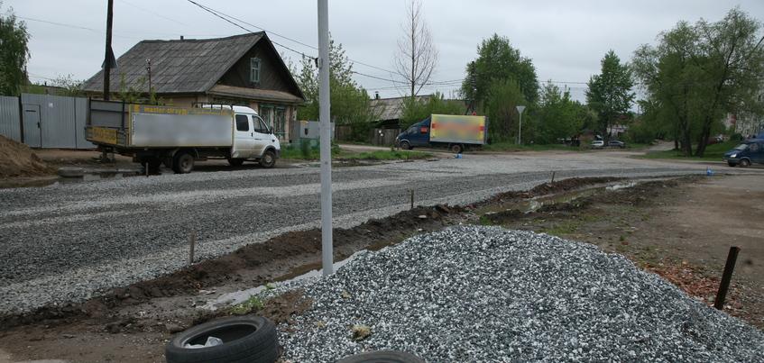 Дороги Восточного посёлка в Ижевске начнут ремонтировать до конца августа