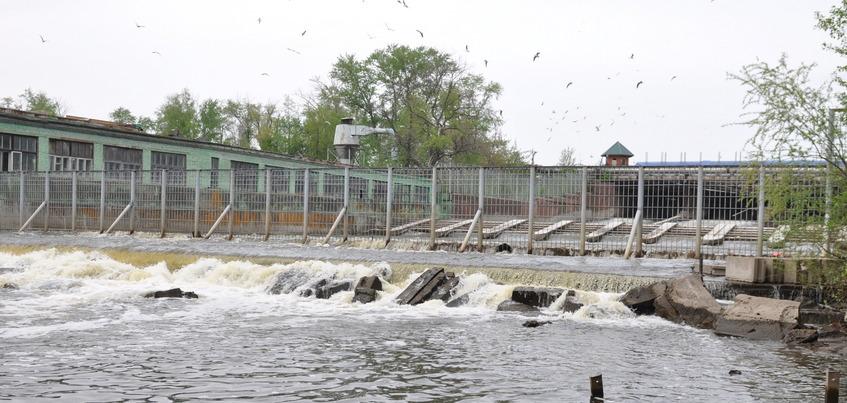 Два района Ижевска может подтопить из-за превышения уровня воды в пруду