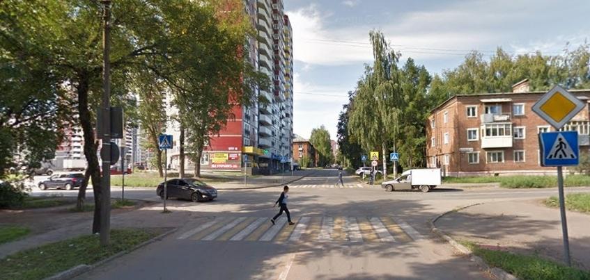 Новый светофор появится в городке Металлургов в Ижевске