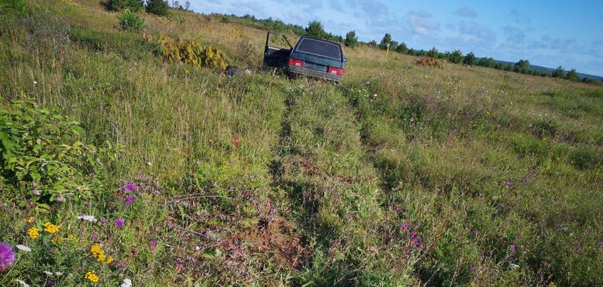 Водитель «девятки» насмерть разбился в Удмуртии