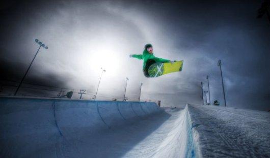 В Ижевске могут построить крытую площадку для тренировок сноубордистов