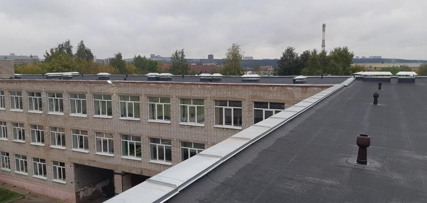 Ремонт двух школ завершили в Ижевске